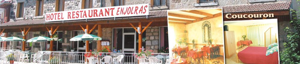reservation hôtel coucouron